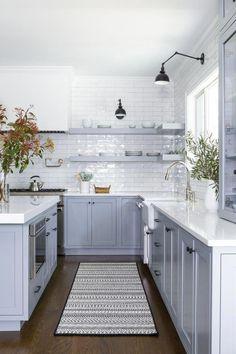 The kitchen that is top-notch white kitchen , modern kitchen , kitchen design ideas! Küchen Design, Home Design, Interior Design, Design Ideas, Design Inspiration, Diy Interior, Design Styles, Decor Styles, Kitchen Furniture