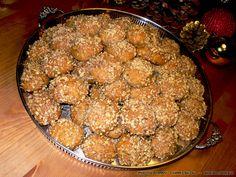 Melomakarona - Traditional Greek Christmas Baking