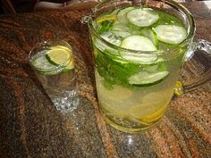 Weight Loss Tips & help: Sassy Water: A Flat Belly diet recipe