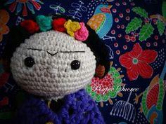Frida Amigurumi Patron : Best amigurumis por zombiegurumi images