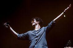 Deu Txakartegi, cantante de WAS, Bilbao BBK Live 2016, Kobetamendi, Bilbao, 8/VII/2016. Foto por Dena Flows  http://denaflows.com/galerias-de-fotos-de-conciertos/w/we-are-standard/