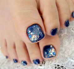 15 Pretty Toe Nail Art Designs, Ideas, Trends & Stickers 2014