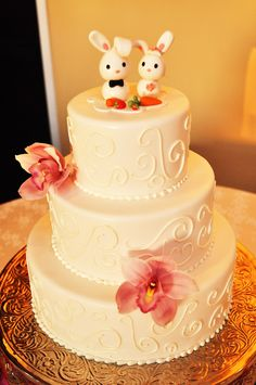 Buffalo Wedding Cakes