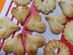 A Cozinha da Ovelha Negra: Biscoitos de manteiga / Butter Cookies