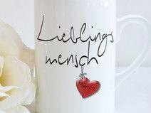 """""""Lieblingsmensch"""" - Tasse"""