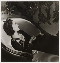 Horst P Horst - Coco Chanel