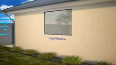 Ventilation is essential to create a naturally comfortable home. This short video compares the ventilation rates of different window types. Raisins Benefits, Window Types, Energy Efficiency, Home Improvement, Engineering, Dining Room, Windows, Architecture, Random