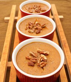 Gluten-Free Recipes - How to Make Gluten Free Pumpkin Custard