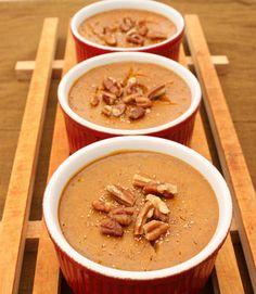 Gluten-Free Recipes - How to Make Gluten Free Pumpkin Custard