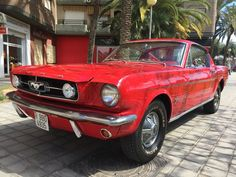 Ford USA - Mustang Fastback - 1965 Ford Mustang Fastback, Ford Mustangs, Mustang For Sale, Cars And Motorcycles, Muscle Cars, Trucks, Vehicles, Cars, Pickup Trucks