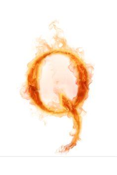 Burning+letter+Q od webmaster(s) @trendMe - trendme.net
