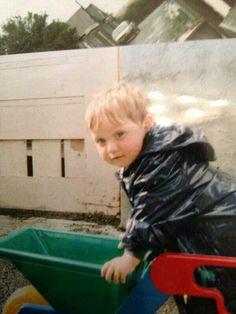 Little Niall.