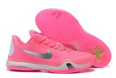 "http://www.myjordanshoes.com/high-quality-nike-kobe-10-think-pink-pe-pinkwhitesilver-hot-sale.html Only$101.00 HIGH QUALITY #NIKE #KOBE 10 ""THINK PINK"" PE PINK/WHITE-SILVER HOT SALE Free Shipping!"