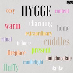   LET'S HYGGE!   #didyouknow that Danes are officially the happiest nation in the world? It's because they know how to HYGGE to the max! Here is how to survive winter and learn the ART OF COZY (LINK IN BIO). #myhru #hygge #happysunday Natural Beauty from BEAUT.E