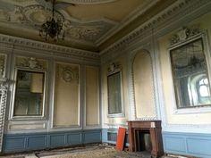 Opuszczony pałac, czyli urbex'u ciąg dalszy