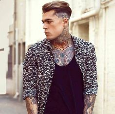 Stephen James for Windsor Smith