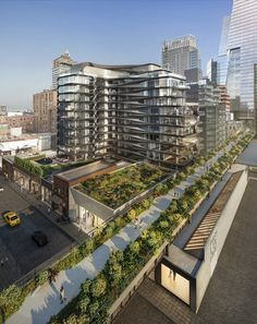Gallery of 15 Gallery Spaces to Open in Base of Zaha Hadid's High Line Residential Building - 1