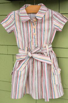 https://flic.kr/p/9SSzy9   jump rope dress   oliver + s jump rope dress size 18-24 months  blogged