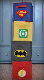 Patent Pending Projects: Superhero Project