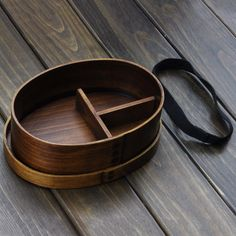 Japanese bento boxes wood lunch box handmade natural wooden sushi box tableware bowl