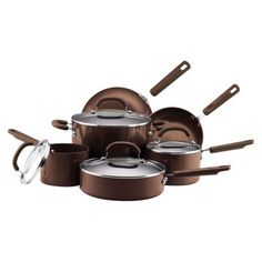 Earth Pan II 10-Piece Set Multiple Colors Available $149.99