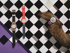Swatch lança coleção inspirada em conto de fadas