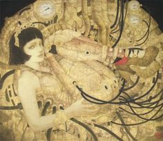 Masaaki Sasamoto. The work of Masaaki Sasamoto... - SUPERSONIC ART