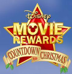 Disney Movie Rewards Countdown to Christmas Day 6-8 Code