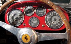1953 Ferrari 375 Mm Spyder