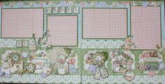 AMAZING GRACE: Graphic 45 Secret Garden
