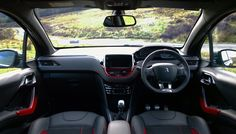 Peugeot has excelled in the interior styling in the Peugeot 208 GTi