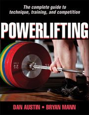 """Dan Austin, author of """"Powerlifting"""",  was voted the greatest 148-pound powerlifter of all time and was the first lifter under 148 pounds to deadlift over 700 pounds. Austin has been powerlifting for 30 years and was voted into the Powerlifting Hall of Fame in 2011. Throughout his career he has won 9 world powerlifting championships and 15 national championships while holding several world records in the deadlift and combined total weight."""