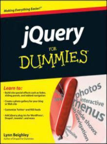 jQuery For Dummies Pdf Download