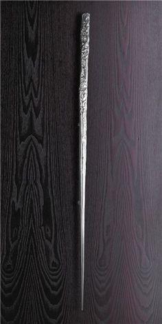 Crushed Door Handles from Philp watts design