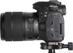 Canon EOS 80D Side View Nikon Dslr Camera, Canon Lens, Camera Gear, Film Camera, Canon Cameras, Modern Tech, Photography Camera, Photography Equipment, Camera Accessories