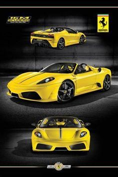 599 Gtb Fiorano China Diversified Latest Designs Art Print Poster Canvas Ferrari