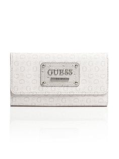 GUESS Proposal Checkbook Wallet