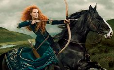 These Disney Dream Portraits by Annie Leibovitz take you from the ordinary to the extraordinary.