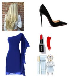 """""""Prom"""" by tennisdiva812 on Polyvore featuring beauty, Christian Louboutin and Marc Jacobs"""