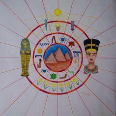 egyptische mandala kunstkamer.info