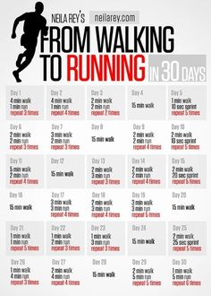 Running for beginners...ummmmm do they have anything for a BEGINNING beginner??? No I mean seriously!!