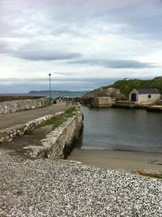 CAUSEWAY COASTAL ROUTE, NORTHERN IRELAND But with the arrival of the Game of Thrones production team in tiny harbor towns like Ballintoy, pictured here.