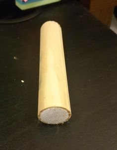this applicator was my first try out, broomstick piece, two velcro sticky dots on each end to take the mini blending foams, would work better if the wood stick were bigger...but see my other post for the, if i say so myself, brilliant sollution lol  http://www.pinterest.com/pin/470415123551603779/
