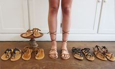 Handmade Sandals Archives - Luxury Italian Shoes Shop the best handmade shoes at http://www.tuccipolo.com