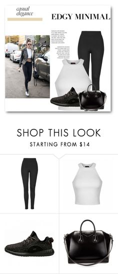 """""""10292015"""" by abigailkim6 on Polyvore featuring Lauren Conrad, Topshop, Ally Fashion, adidas, Givenchy, women's clothing, women, female, woman and misses"""