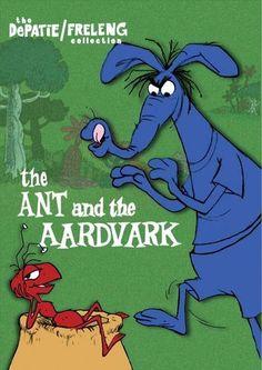 John Byner & Friz Freleng - Ant and the Aardvark, The 17 Cartoons Classic Cartoon Characters, Favorite Cartoon Character, Cartoon Tv, Classic Cartoons, Cartoon Shows, Aardvark Cartoon, Kino International, Vintage Cartoons, Old School Cartoons