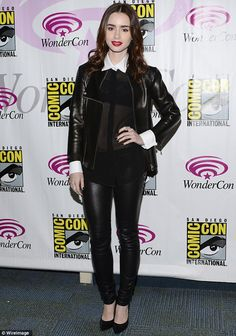 Happy Easter Shadowhunters! Vids From Wondercon Yesterday!