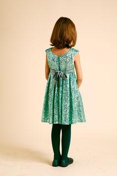 @ilovegorgeous Moon Festival Dress - Slate #AW14
