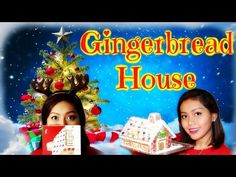 Ep.1 - First Gingerbread House + Update! #HolidayWithBoni ❄ - YouTube