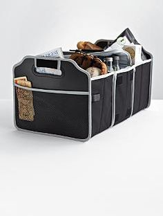 Top Quality Unique Personalized Gifts at Red Envelope via http://www.AmericasMall.com/redenvelope-gifts car trunk organizer & cooler #redenvelope #gifts #personalizedgifts